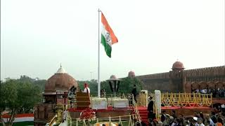 PM Shri Narendr Modi hails Women and Children during his 5th speech on 72nd Independence Day