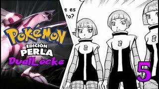 El Equipo Galaxia empieza a hacer de las suyas - Pokemon Perla DualLocke #5