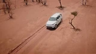 Land Rover Experience | Namibia