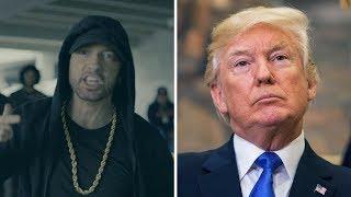 Eminem BET Cypher Trump Diss