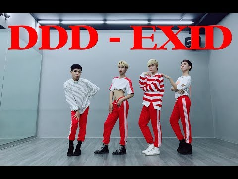 [EXID(이엑스아이디)] 덜덜덜(DDD) (Dance Cover) by Heaven Dance Team from Vietnam