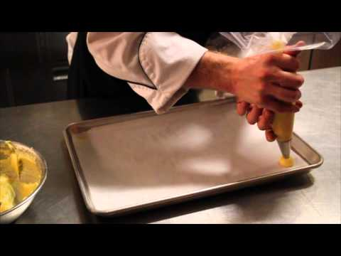 The Classic Cream Puff by Pastry Chef Jason Reaves