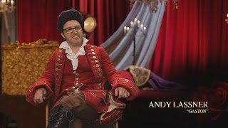 'Andy and the Beast'