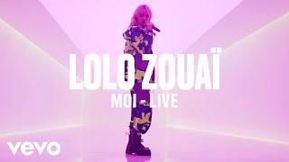 "Lolo Zouaï - ""Moi"" (Live)   Vevo DSCVR"