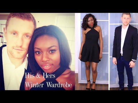 HIS & HERS WINTER & CHRISTMAS WARDROBE - Smashpipe Style