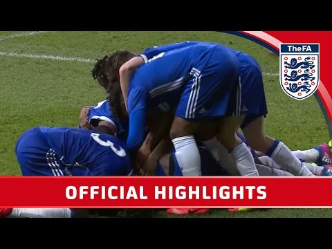 Tottenham Hotspur 1-2 Chelsea - 2016/17 FA Youth Cup semi-final First Leg   Official Highlights