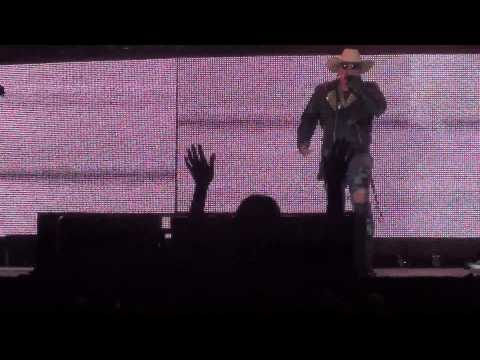 Baixar Guns N' Roses en Argentina Sweet Child O' Mine 06/04/14 estadio ferro