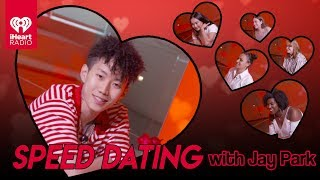 Jay Park Speed Dates With Lucky Fans!   Speed Dating