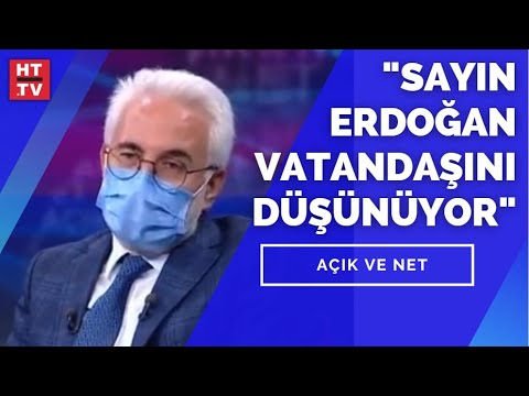 """""""Halkımızın cebine para koymanın yolu Kanal İstanbul'dan geçiyor"""""""