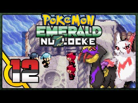 Pokémon Emerald Nuzlocke - Episode 12 | Meteors and Dingbats!