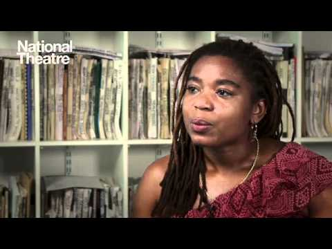 Interview with Katori Hall - YouTube