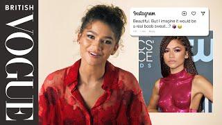 Zendaya: Into The Instagram Archive | British Vogue