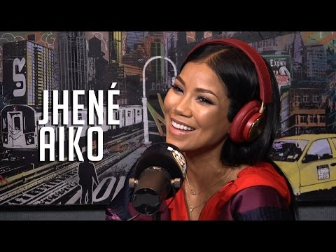 Jhené Aiko talks