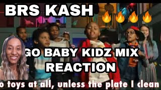 BRS KASH | GO BABY | KIDZ MIX | SO CUTE AND DOPE!!