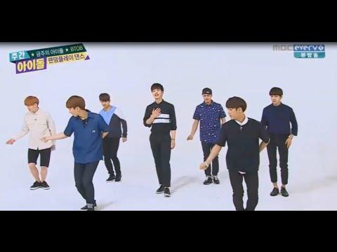 [Eng Sub] 150708 BTOB (비투비) Random Play Dance Weekly Idol Ep 206