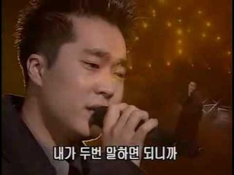 조성모 - for your soul 슬픈 영혼식 (Live)