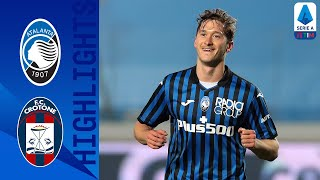 Atalanta 5-1 Crotone | Five Different Scores for Atalanta as they Breeze Past Crotone | Serie A TIM