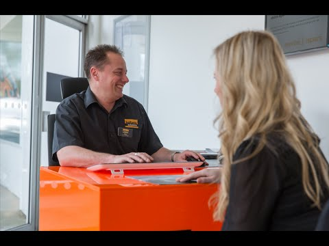 The Halfords Autocentre Experience