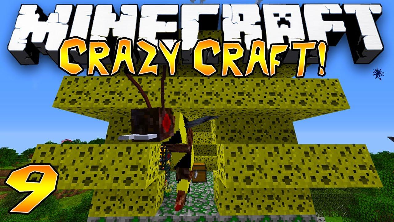 Crazycraft 2 2 laucher