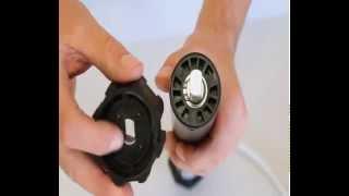 Motorino Elettrico Per Avvolgibili.Installazione Di Un Motore Per Tapparelle Rogiamstore Youtube
