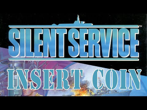 Silent Service (1989) - NES - Plunder Convoy Action