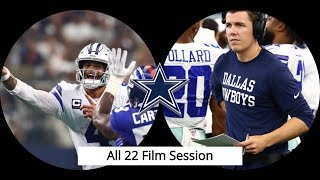 Dak Prescott & Kellen Moore's New Offense || Breaking Down Pre-snap Motion All 22 Film