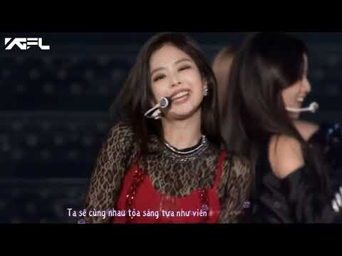 [VIETSUB] FOREVER YOUNG - BLACKPINK (LIVE)
