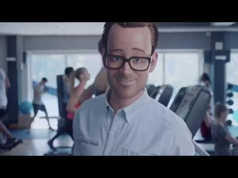 Boxer - TV Flex8 - Gymmet