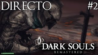 Dark Souls Remastered - Directo #2 - Español - Listo para Morir - Nintendo Switch