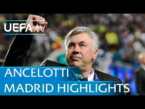 Highlights: Ancelotti's greatest Bernabéu nights