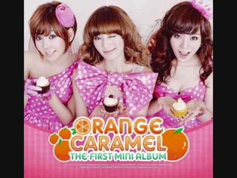 Orange Caramel- Magic Girl