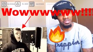WTF DID I JUST WATCH? 16 YEAR OLD KILLS PANDA REMIX!!! | REACTION