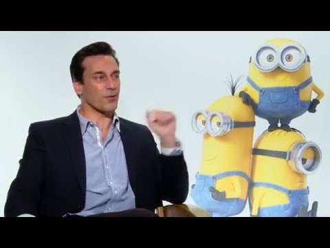 Minion Yellow: Behind the Scenes