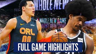 ORLANDO MAGIC vs BROOKLYN NETS - FULL GAME HIGHLIGHTS |  2019-20 NBA Season