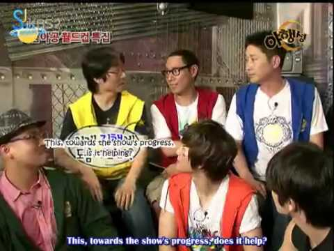(ENG SUB)Super Junior Late Night Show part 1