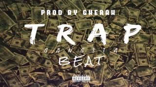 "Trap Mafia Beat "" Gangsta Instrumental "" ( Prod. By Gherah )"