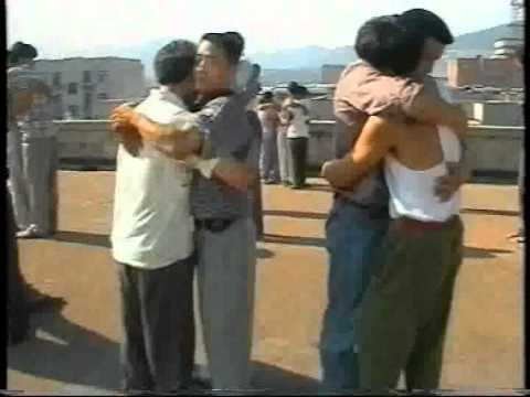 Gao Brothers - 20 people hired to hug