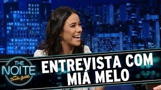Mix Palestras | Miá Mello no The Noite