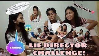 LIE DETECTOR CHALLENGE! w/ LIMIELL❤️(MAY PAG ASA BA SI AMIEL???) | Sabrina Guevarra