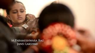 Medha Half-Saree Ceremony
