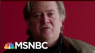 NYT: Former White House Chief Strategist Steve Bannon Calls Collusion A Joke | Morning Joe | MSNBC