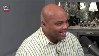 Charles Barkley To Dr. Phil: 'I Chose Life'