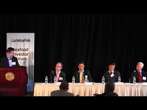 Future of Seafood Investing panel discussion