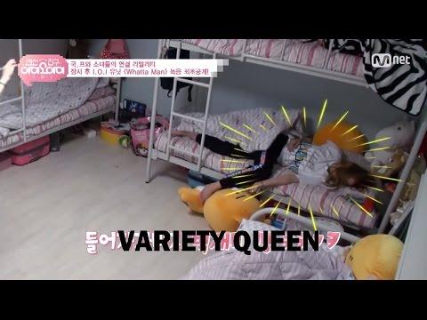 Variety Queen Somi