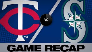 5/18/19: 6 Twins' homers lead to rout
