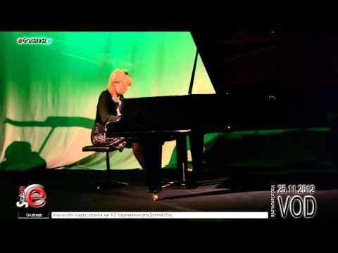 Koncert Niedzielny - Dominika Eska - pianistka z Torunia