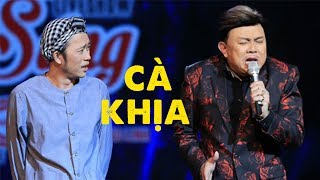Hài 2019 ĐẲNG CẤP CÀ KHỊA - Hoài Linh, Chí Tài, Long Đẹp Trai, Hứa Minh Đạt   Hài Việt Hay Nhất 2019