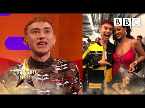 Did Olly Alexander's fanboying over Rihanna go too far? | The Graham Norton Show – BBC