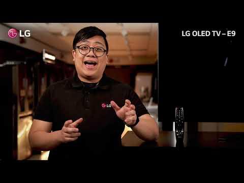 LG OLED E9 - En glassklar vinner