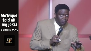"Bernie Mac ""Monique told all my jokes"" Kings of Comedy Tour"